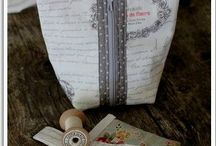 tašky a patchwork / šití