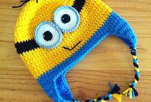 Crochet - Beanies