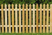 Picket Fences- Attractive and Functional