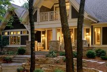 Dream Home - Exteriors / by Taylor