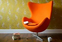 Retro Revival / Mid Century furniture and funky design