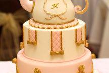 """1 """"Tea Party"""" Cakes"""