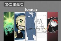 Aquelas tais ilustrações do tal Diego Araújo...