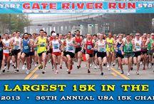 """Must Run It! / My """"Must Run"""" Bucket List - so many races, so little time!"""