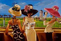 Chicas vintage / by Carmen Aparicio