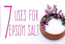 Epson salt and natural remedies
