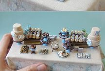 charms and miniatures