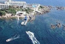 """2A/2B - Salles de réunion en Corse  / Les hôtels et salles de réunion incontournables pour l'organisation de vos séminaires et congrès sur """"l'île de beauté""""."""