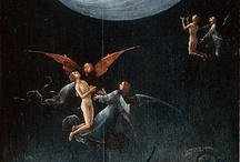 Painting. Hieronymus Bosch