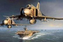 Vietnam Era Aircraft / by Roy Gooden