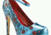 Epic heels by Iron Fist