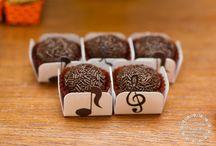 Bday - instrumentos musicais