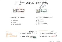 WHAT DOESN'T CHANGE /  For those that strive to make a change and don't want to miss important perspective.  Decision making is really hard these days. Things are changing quickly. But there are principles, which don't change.  Learn and remember these fundamental multidisciplinary principles through visual thinking - sketches. And make more intelligent decisions.