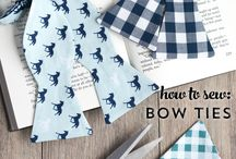 bow and ties
