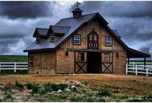 Cool Old Barns