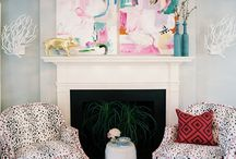 Living Rooms / by Ivy Poye