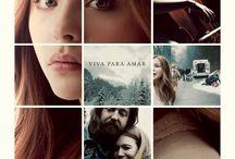 Filmes, livros e músicas