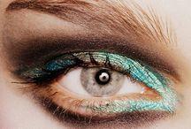 Photo shoot makeup