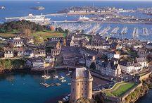 Saint Malo travel
