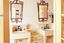 Bathroom Ideas / by Terry Jackson