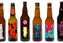 Graphic Design: Beer Bottles