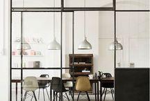 Rumsavdelare / Design Interior