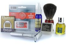 Shaving Gift Ideas / Unusual and traditional gift ideas for men