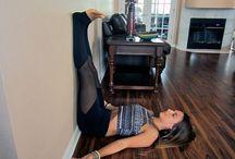Yoga sciatica
