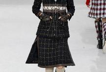 Looks com Tweed