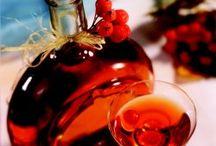 alkohole nalewki