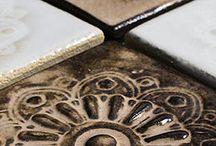 Decorative Ceramic Handmade Tiles - DeKa Studio / Decorative Ceramic Handmade Tiles