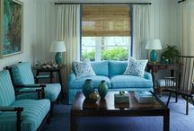 WINDOW TREATMENTS OF ALL SORTS / by Magdalena Bogart Interiors