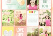 Project Life Dear Lizzy Neapolitan / by Colleen Hollis 2tinytreasures