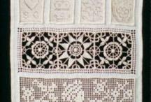 Open naaiwerk- wit op wit