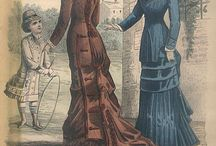 Natural Form Era Dresses / by Ms Nelly
