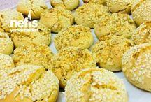 ballı tarçınlı kurabiye