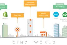 Cin7 World-class inventory & POS for everyone / Cin7 is Enterprise Class Inventory Management & Point of Sale. Cin7 simplifies complex, omnichannel, multinational businesses with centralised Inventory, POS, EDI and 3PL cloud software.
