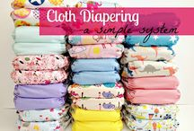 Cloth Diapering / by Adrienne Dulaney