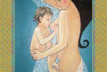 Feminine Float {goddess, divine feminine}