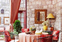 Outdoor living / by Kimberly Grigg