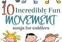 Preschool - Music and Movement