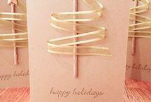 Přáníčka, pohlednice - zima, Vánoce, novoročenky