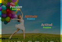Positive Words / Welcome Home : Attitude & Thinking Positive