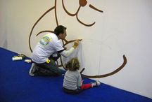 Bimbinfiera 2014 / Decorazioni fatte a mano per camere bambini