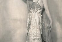 1921 Make Up, Fashion, Beauty / Make Up examples, hairstyle , fashion and beauty from 1921's