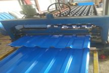 Corrugated Roll Forming Machine / Corrugated Roll Forming Machines can manufacture different profile of stainless steel roofing sheet and wall sheets as per customer's requirement drawing and necessity. This profile is new structure equipment with different width. Its make many reward like low product capacity, easy installation, high strength.