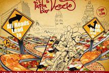 All roads lead to The Pasta Bar Veneto!