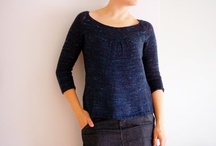Knitting/awesome yarn / by Donna Ginsburg