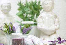 Kollektion Lavendel Traum / Dekorieren mit Lavendel