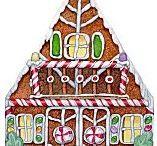 Preschool ~ Gingerbread / by Jill Dodds